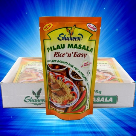 SHAHEEN PILAU MASALA PASTE FOR ALL YOUR AUTHENTIC PILAU RICE DISHES