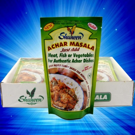 SHAHEEN ACHARI GOSHT MASALA PASTE FOR ALL YOUR AUTHENTIC ACHARI CURRY DISHES