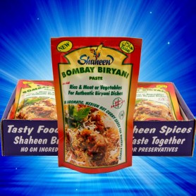 SHAHEEN BOMBAY BIRYANI MASALA PASTE FOR ALL YOUR AUTHENTIC BIRYANI DISHES